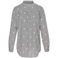 Old Khaki Women's Isadora Denim Shirt -  grey