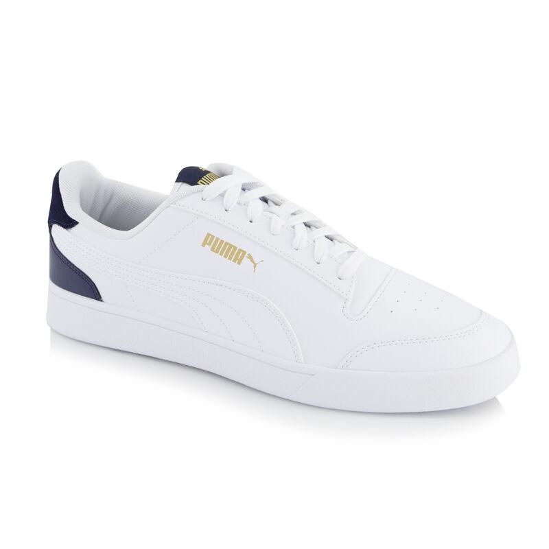 Men's Puma Shuffle Sneaker -  white
