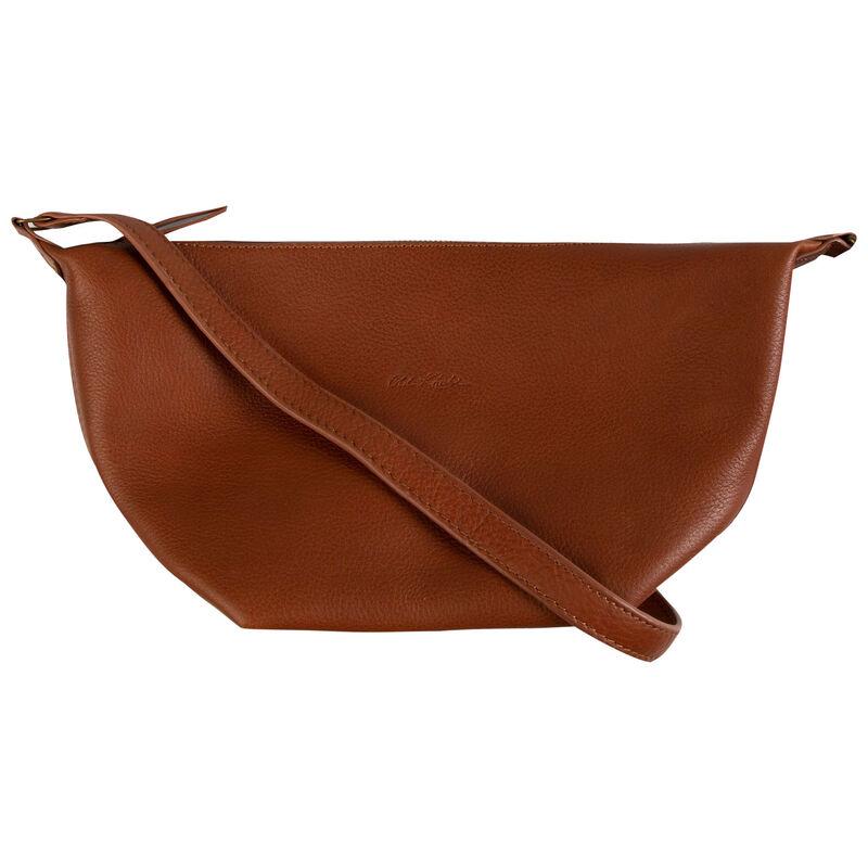 Women's Zaniyah Leather Sling Bag -  tan-tan
