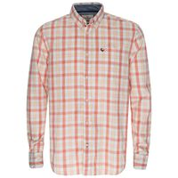 Dale Regular Fit Shirt -  coral