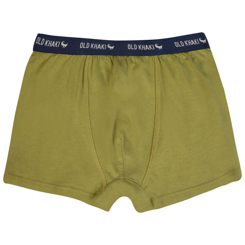 Men's 2-Pack Dotted Underwear -  grey-assorted