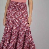 Women's Skye Tiered Skirt -  dc2999