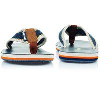 Old Khaki Rocky -  navy-orange