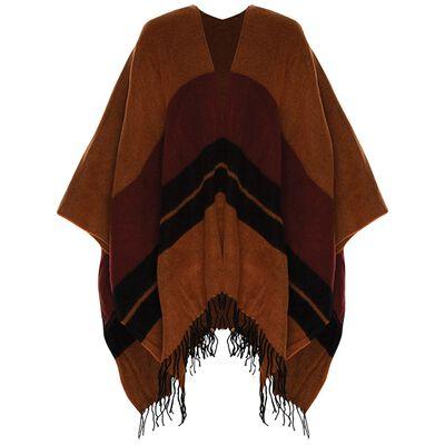 Everleigh Striped Shawl