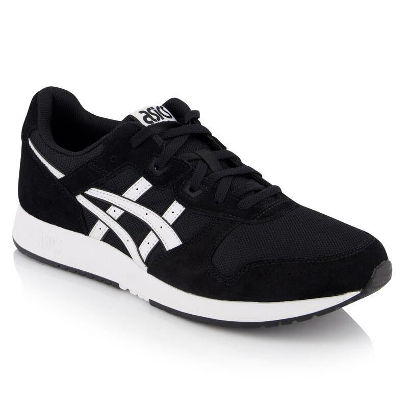 Asics Men's Lyte Classic Sneaker -  black-white