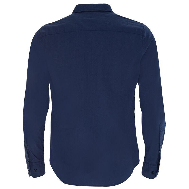 Old Khaki Men's Andy 2 Slim Fit Shirt -  navy