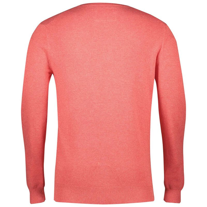 Holmes Pullover  -  coral