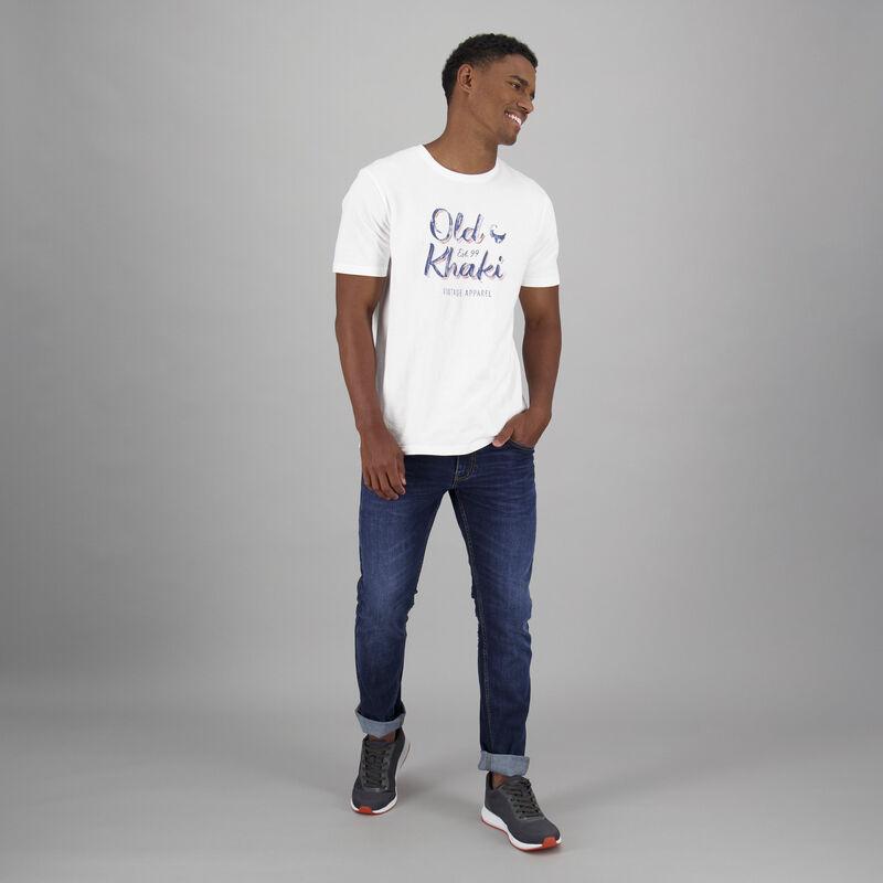 Men's Felix T-Shirt -  white