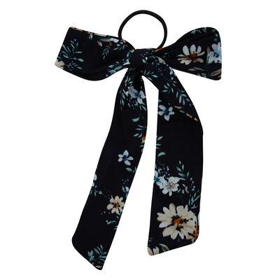 Dot & Floral 2-Pack Hair Ties