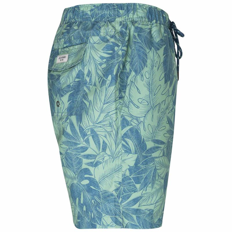 Men's Emilio Swim Shorts -  sage
