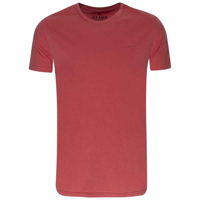 Rosco T-Shirt -  coral