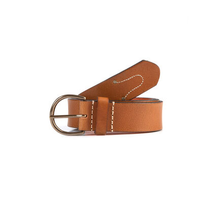 Bria Leather Belt