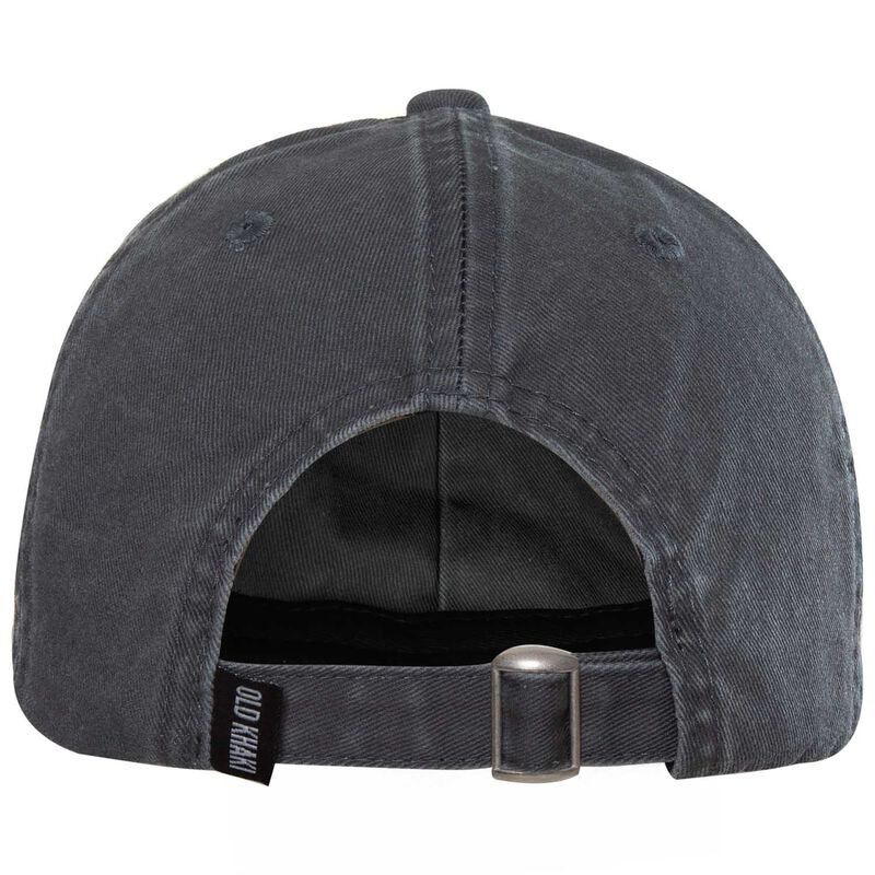 Ricky Branded Cap -  charcoal