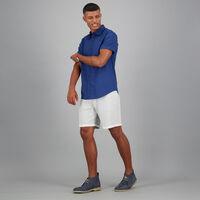 Men's Ali Slim Fit Shirt -  navy