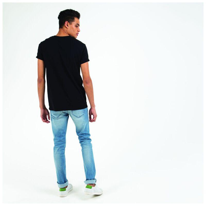 Old Khaki Men's Nico Standard Fit T-Shirt -  black