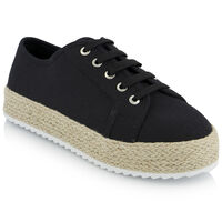 Women's Franki Sneaker -  black