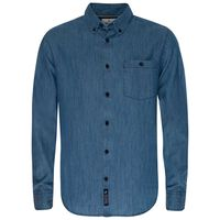 Braeden Slim Fit Shirt -  blue