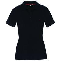 Eve Women's Golfer  -  navy-red