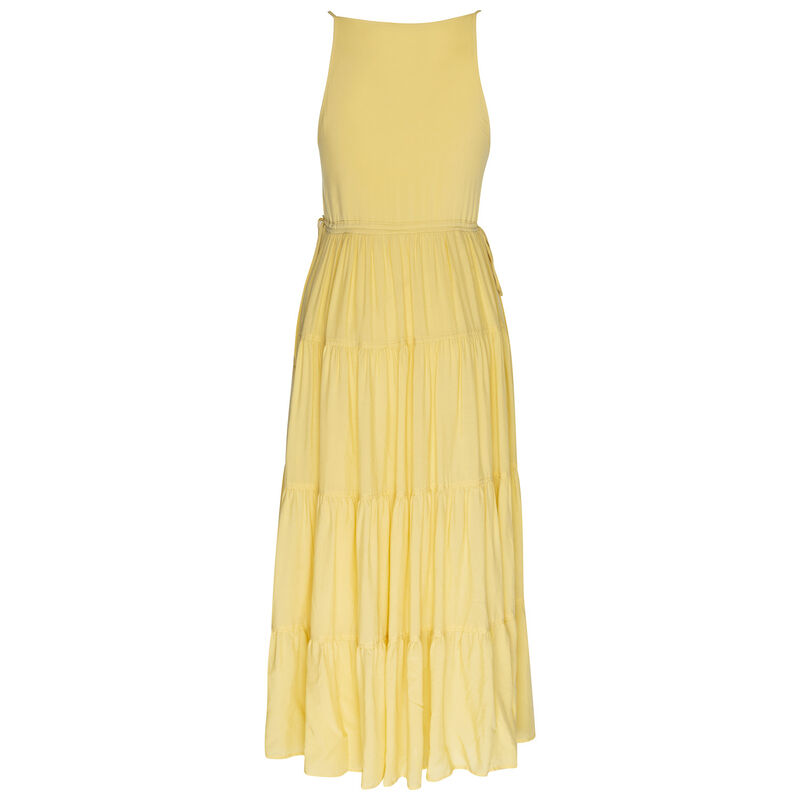 Women's Stella Maxi Dress -  ochre
