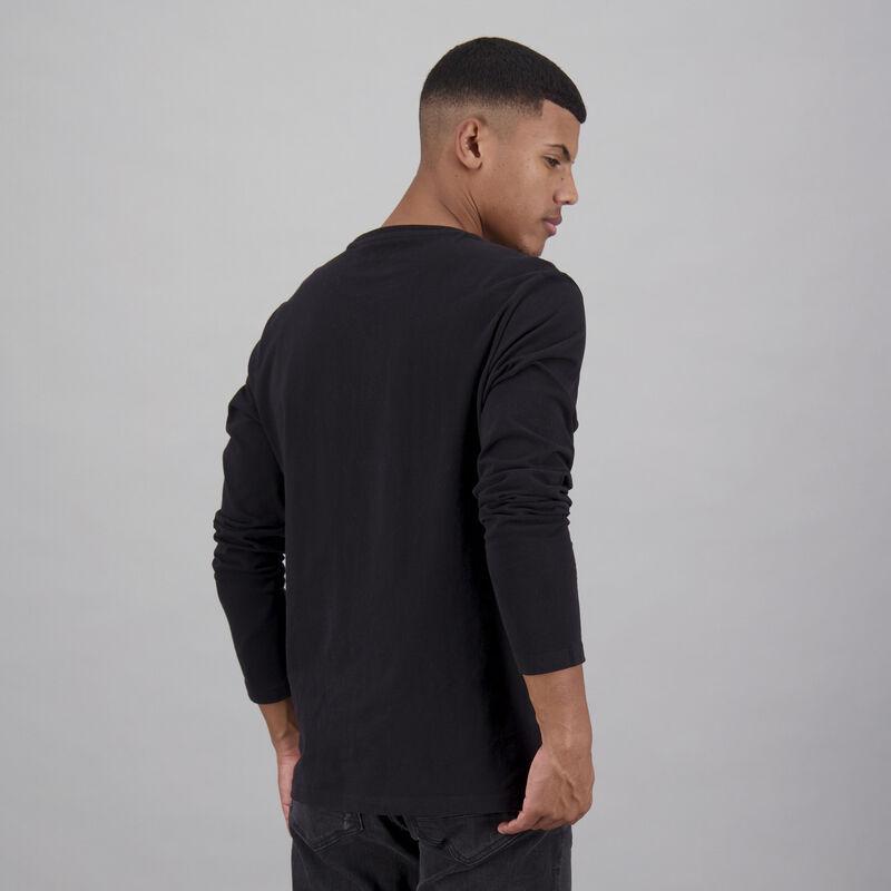 Men's Deon Long Sleeve Standard Fit T-Shirt -  c01