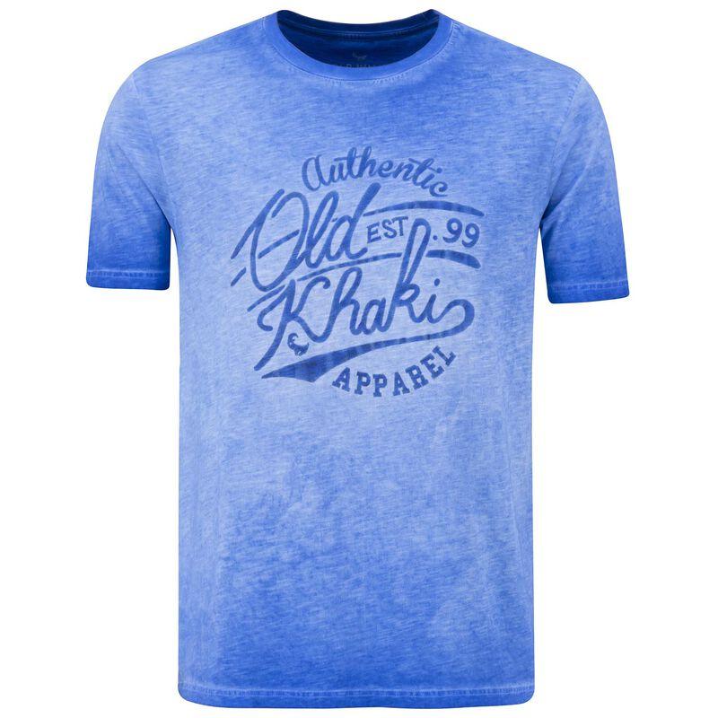 Men's Rory T-Shirt -  blue