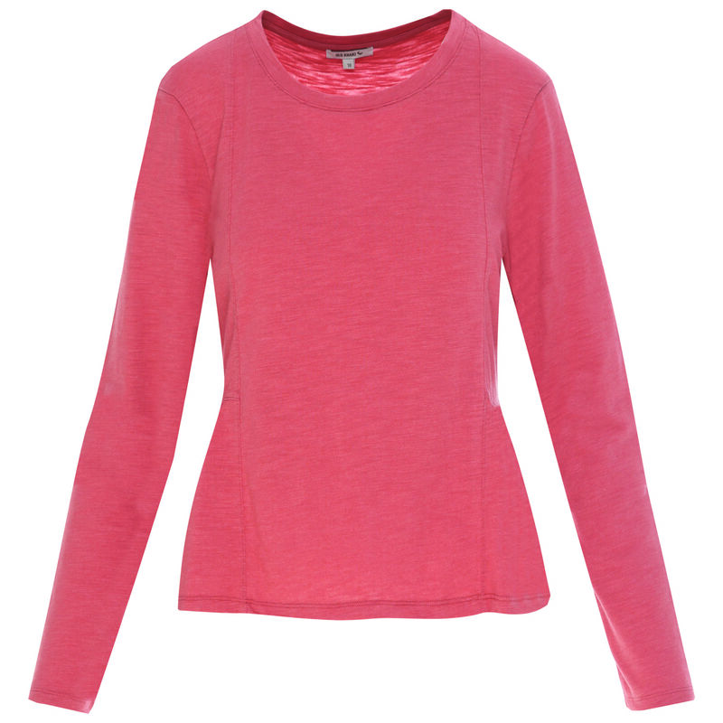 Old Khaki Women's Emma Long Sleeve T-Shirt -  pink