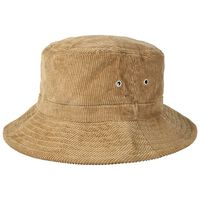 Jaxson Corduroy Bucket Hat -  brown