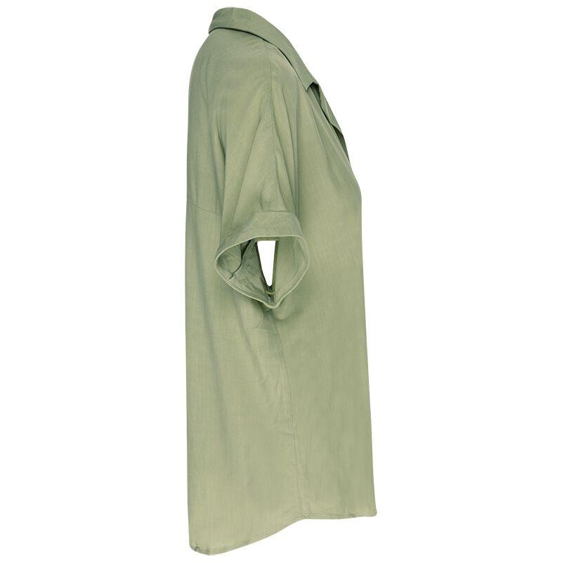 Amorie Blouse -  lightgreen