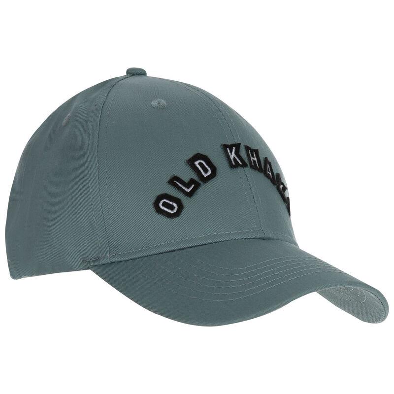 Ronald Branded Cap -  sage-black