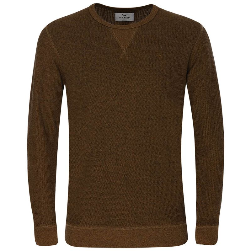 Old Khaki Men's Wayne Sweat  -  brown