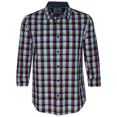 John Men's Regular Fit Shirt