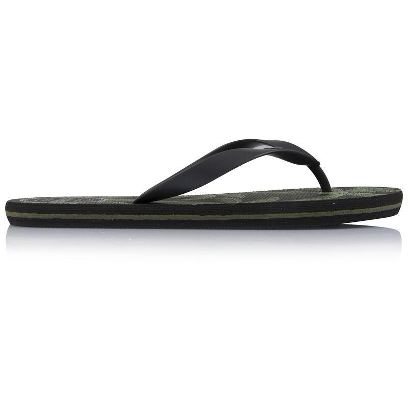 Men's Old Khaki Pacifico Flip Flops -  grey-avocado