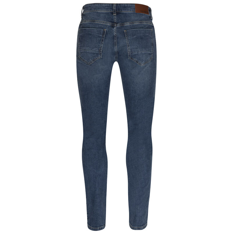 Mayson Men's Narrow Straight Denims -  lightblue