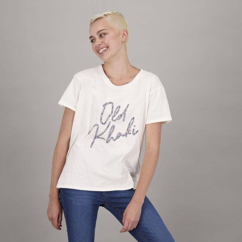 Women's Nyx T-Shirt -  milk