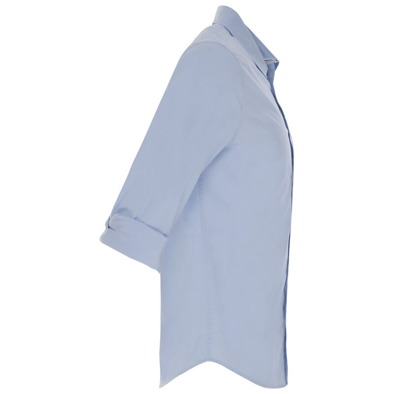 Andy Men's Slim Fit Shirt -  lightblue