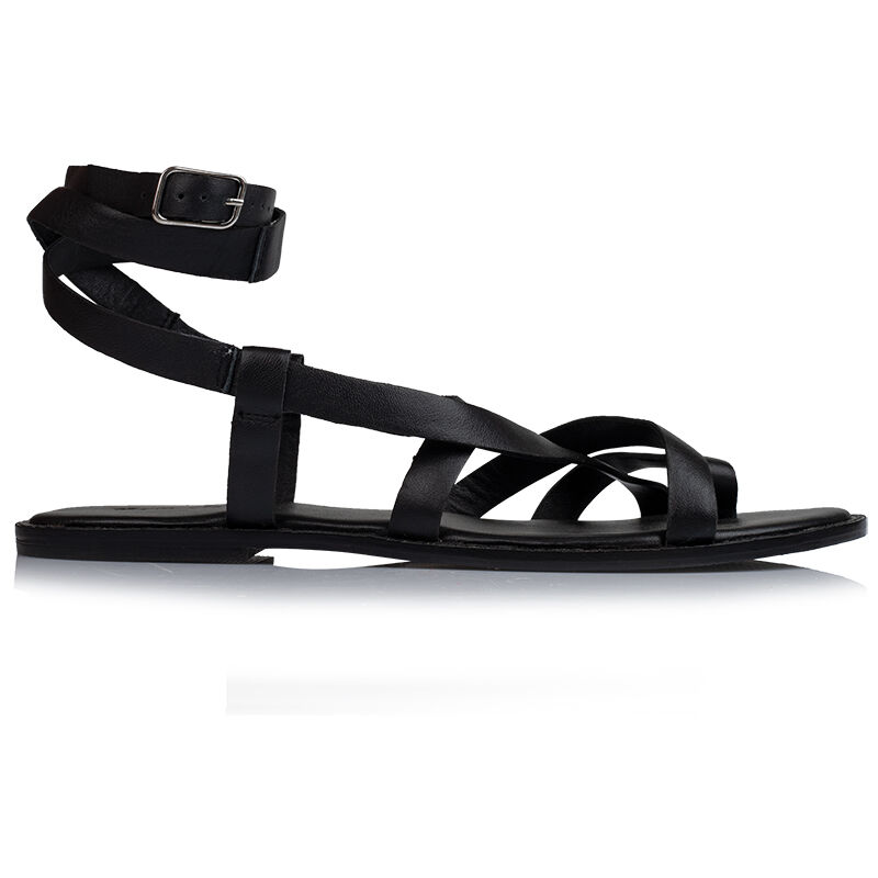 Rare Earth Anina Sandal  -  black-black
