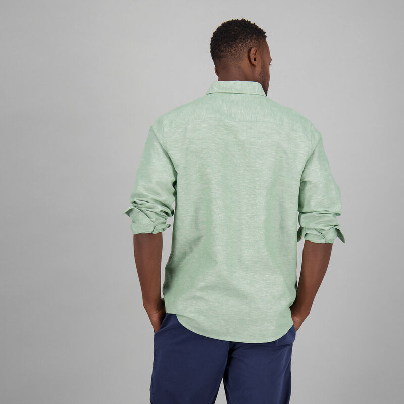Men's Camden Shirt -  sage