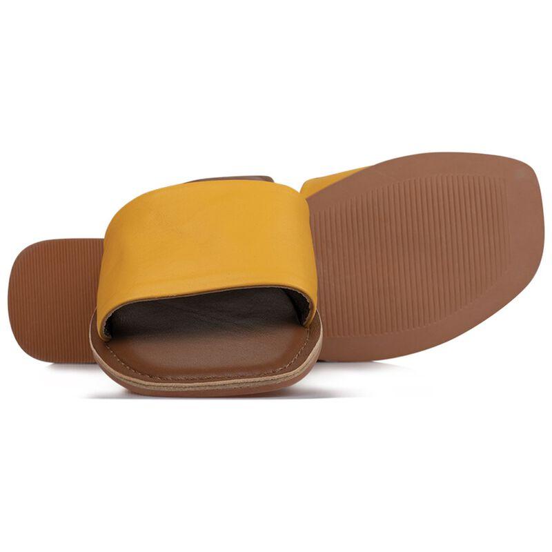 Women's Mollie Sandal -  yellow