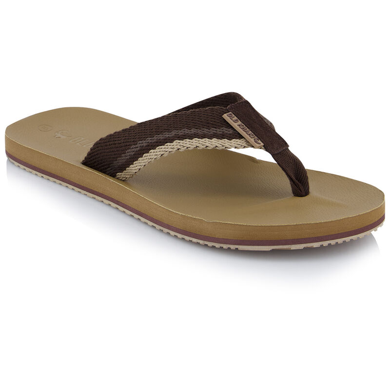 Men's Ari Flip Flop -  brown