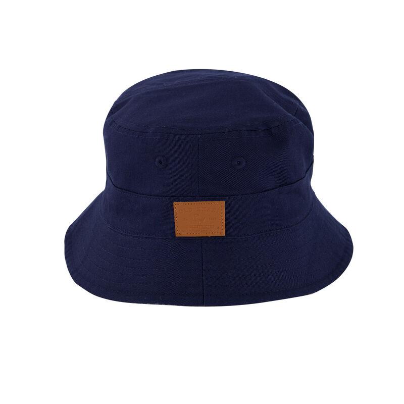 Men's Ernest Reversible Leafy Bucket Hat -  navy-blue