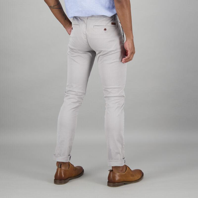 Men's Kiro Skinny Leg Chinos -  grey
