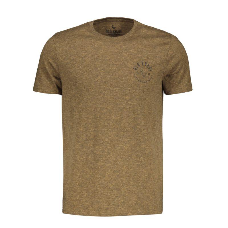 Old Khaki Men's Webster Standard Fit T-Shirt -  mustard