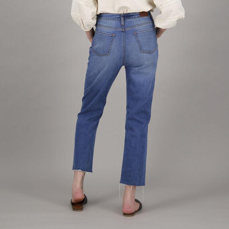 Women's Shelley Slim Denim -  blue