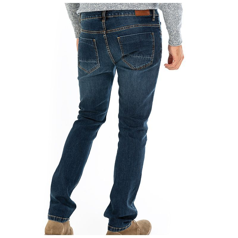 Old Khaki Men's Joel Skinny Leg Denims -  midblue