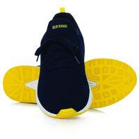 Old Khaki Men's Aryan Sneakers -  navy-yellow