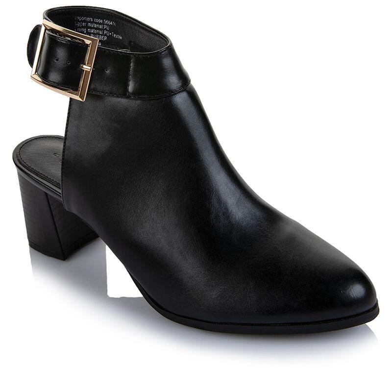 Old Khaki Cara Women's Boot  -  black