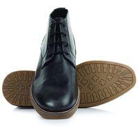 Arthur Jack Kai Men's Boot  -  black-grey