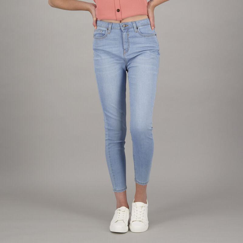 Women's Carmy Skinny Leg Denim -  lightblue
