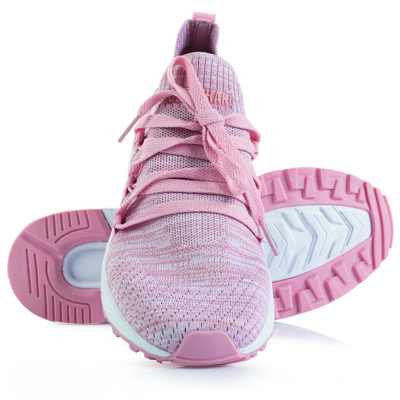 Old Khaki Anya Sneaker -  dustypink-white