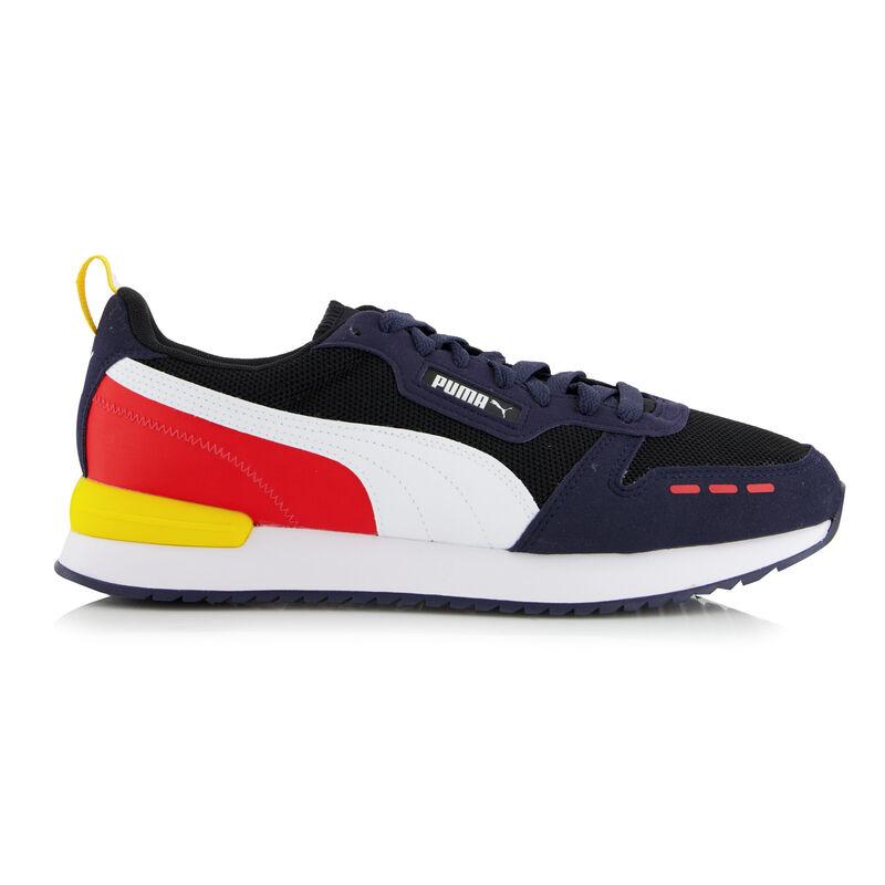 Men's Puma R78 Sneaker -  navy